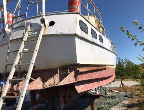 15 meters motorbåd